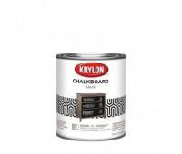 Краска с эффектом грифельной (школьной) доски Krylon Chalkboard Paint кварта (0,95л)