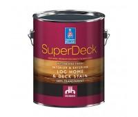 Пропитка для защиты деревянных фасадов SuperDeck Log Home&Deck 3,8л