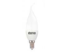 Лампа Iteria Свеча на ветру 6W 2700K E14 матовая