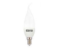 Лампа Iteria Свеча на ветру 6W 4100K E14 матовая