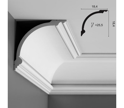 Купить лепнинуOrac Luxxus  C338 производства ORAC DECOR в интернет магазине Designmaterials