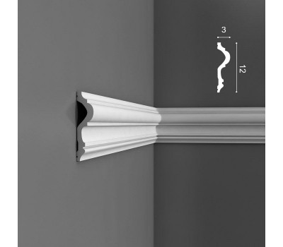 Купить лепнинуOrac Luxxus  P8050 производства ORAC DECOR в интернет магазине Designmaterials